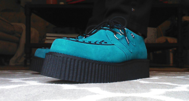 featured image teal creepers 2